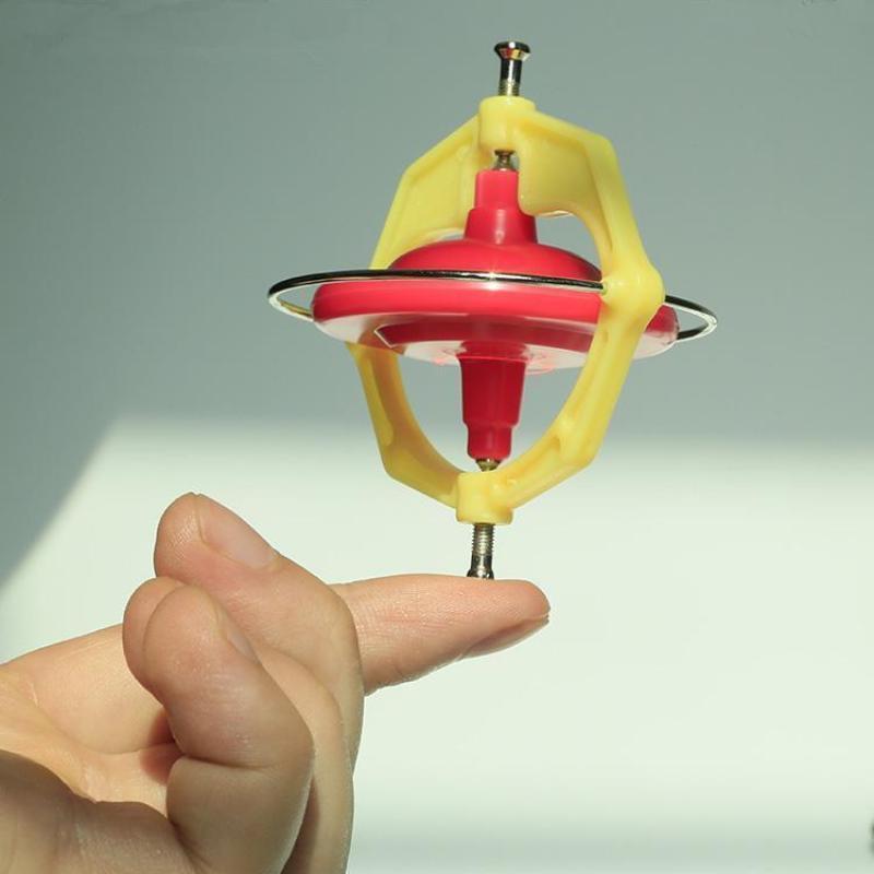 Con quay hồi chuyển - Gyroscope Magic UFO (có sẵn)