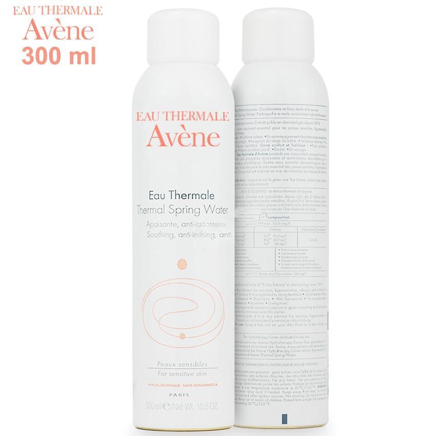 Xịt khoáng làm dịu da Avene Thermal Spring Water 300ml