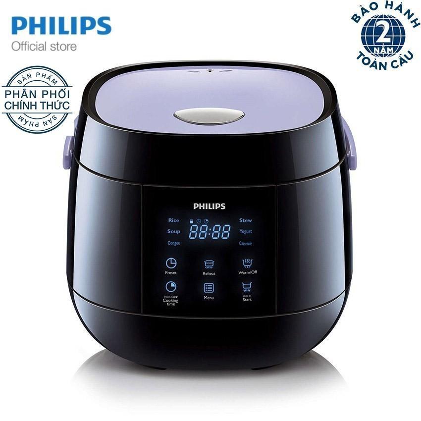 Hình ảnh Nồi Cơm Điện Tử Đa Năng Philips HD3060 (0.7 lit) - Hãng phân phối chính thức