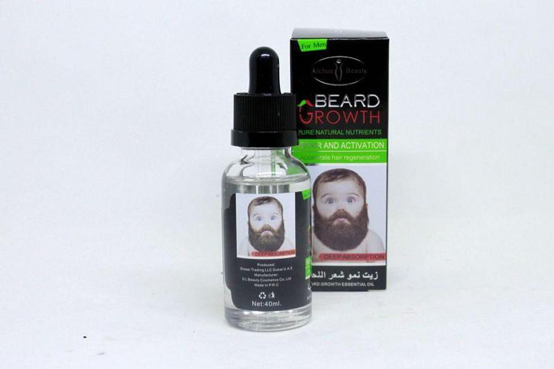 Thuốc Mọc Râu Beard Growth Aichun Beauty 30 ml – hàng Dubai chính hãng