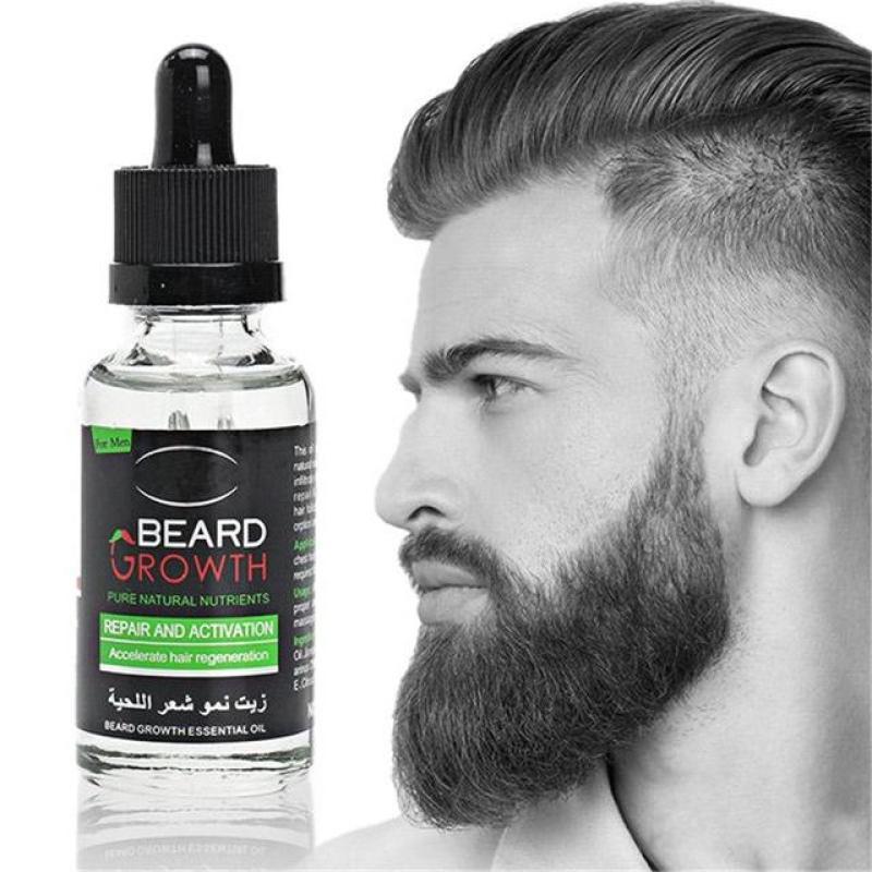 Serum kích thích mọc râu Beard growth aichun beauty cho phái mạnh 30ml giá rẻ
