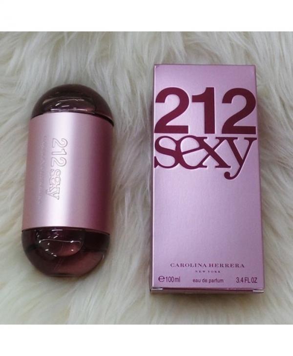 NƯỚC HOA 212 SEXXY NỮ hồng 100ML