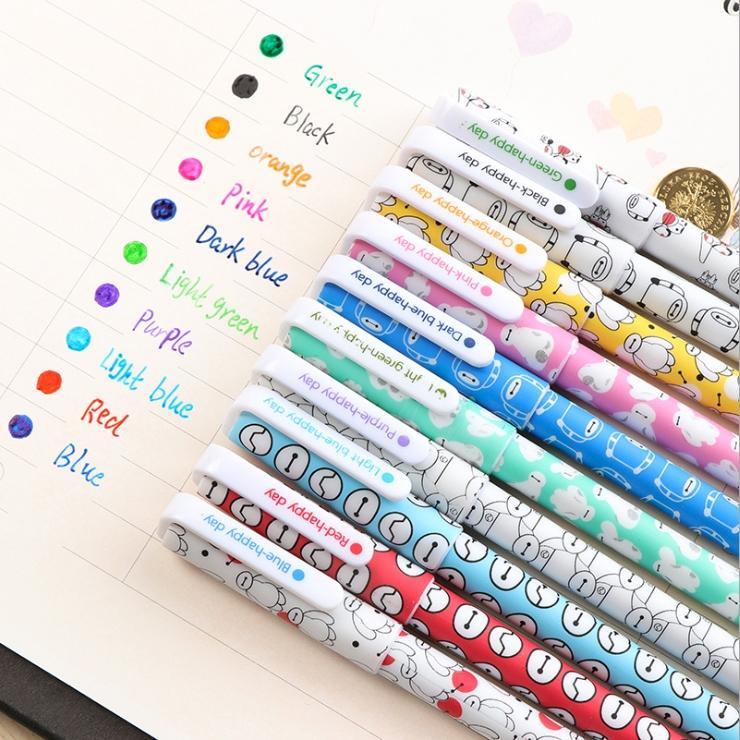 Mua Bộ 10 bút mực nước đủ màu
