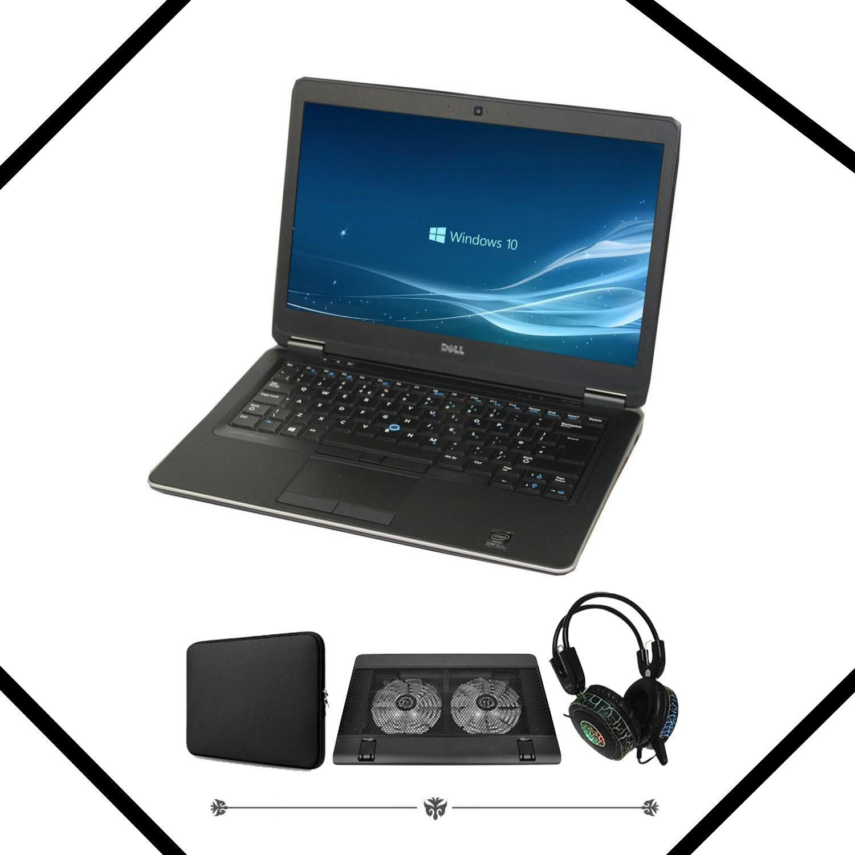 Laptop Dành cho Doanh Nhân Dell Latitude 7440 (i5-4300U, 14inch, 16GB, SSD 480GB, HDD 1TB) + Bộ Quà Tặng
