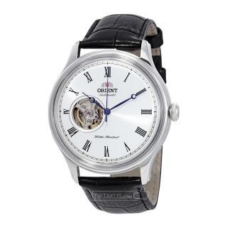 Đồng hồ nam dây da Orient Caballero FAG00003W0 ( Trắng kim xanh) thumbnail