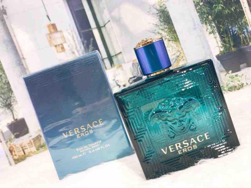 Nước hoa Nước hoa Versace Eros Pour Homme 100ml