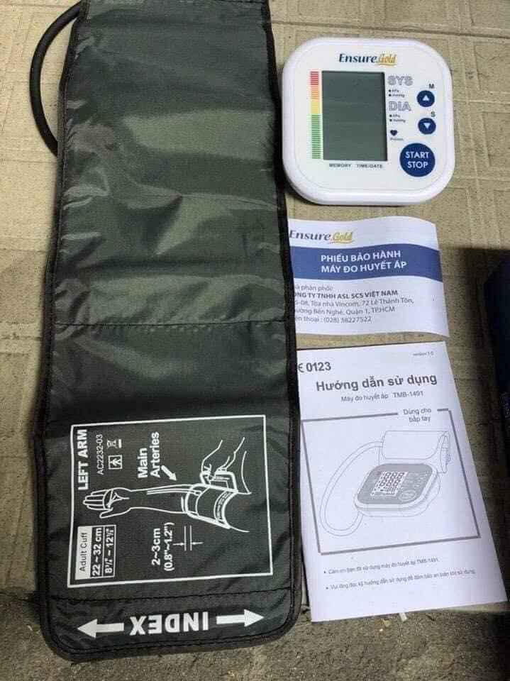 Hình ảnh máy đo huyết áp