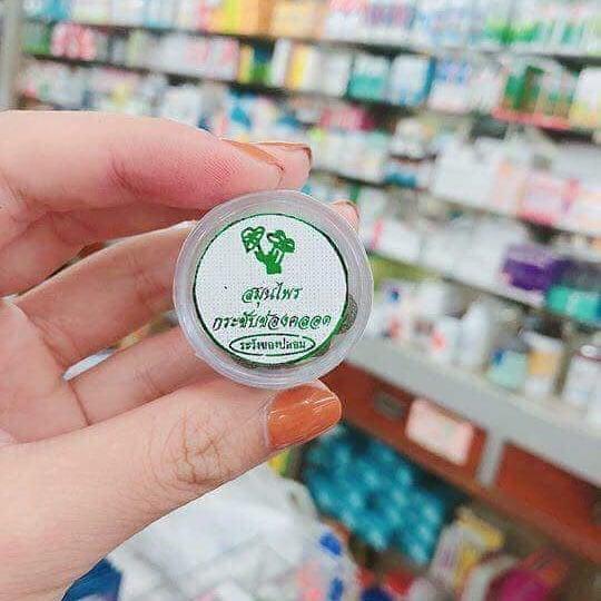 Viên đặt se khít Âm Đạo hủ 10 Viên - Thailand nhập khẩu