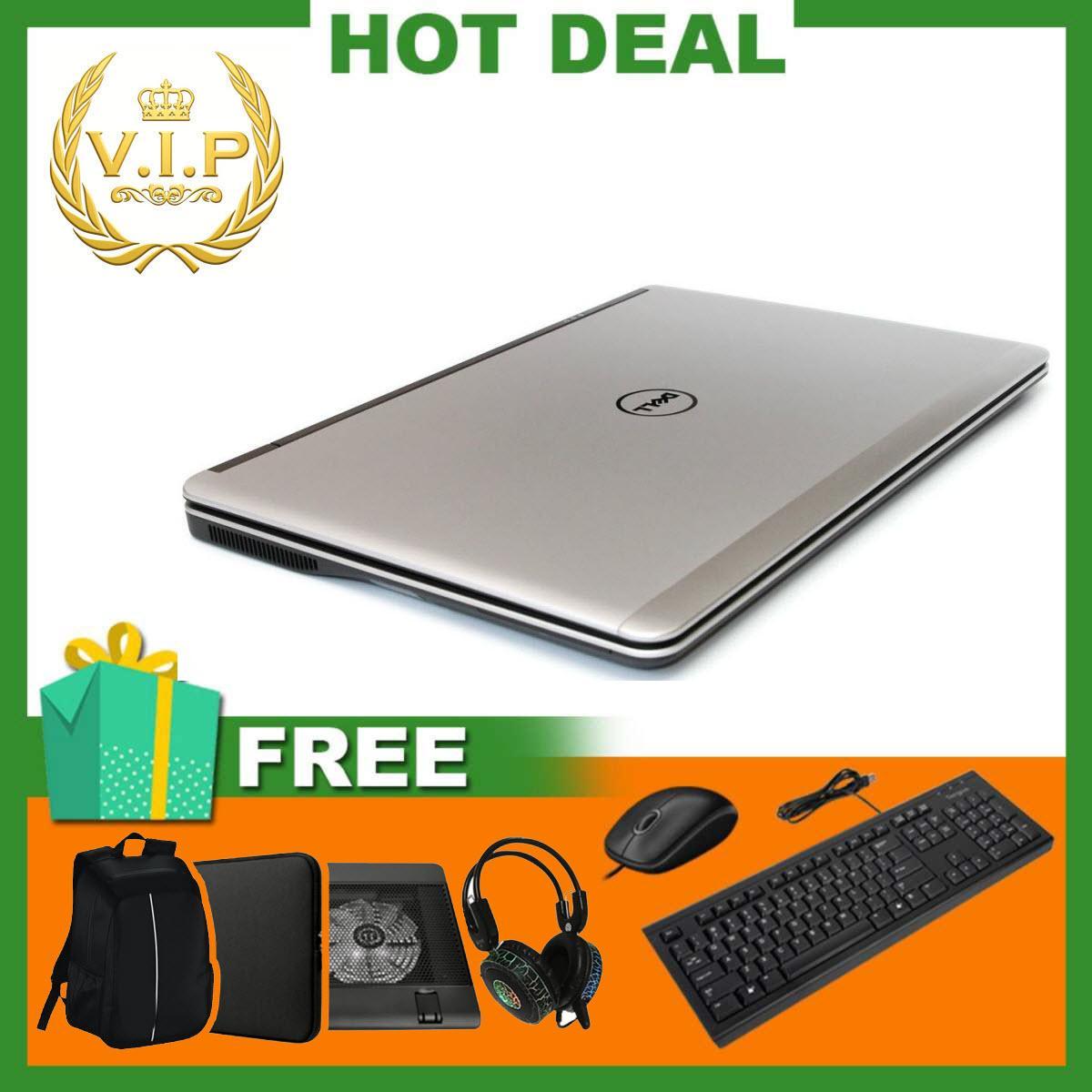 Laptop Dell Latitude 7440 ( i5-4300U, 14inch, 16GB, SSD 480GB ) Chất Lượng Tốt + Quà Tặng - Hàng Nhập Khẩu