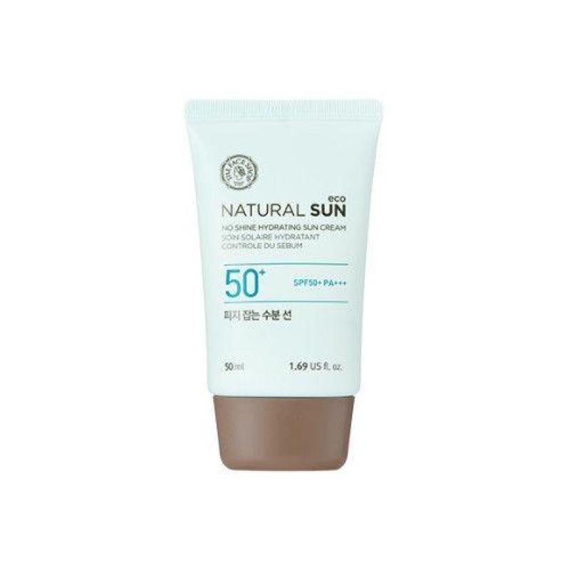 Kem Chống Nắng Natural Sun Eco No Shine Hydrating Sun Cream SPF50 PA+++ - KCNTFS05 nhập khẩu