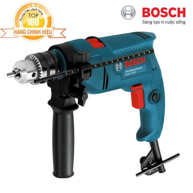 - Máy Khoan Động Lực Bosch GSB 550 (chính hiệu Bosch)