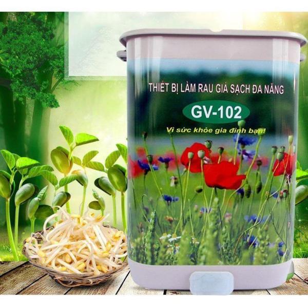 Máy làm giá đỗ siêu sạch GV-102 an toàn cho sức khỏe