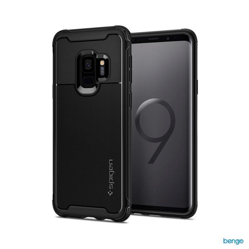 Bán Ốp Lưng Samsung Galaxy S9 Spigen Rugged Armor Urban Black Hồ Chí Minh Rẻ