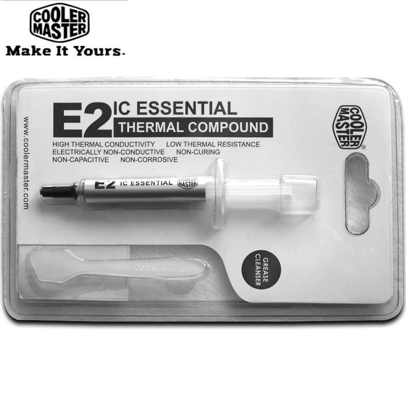 Keo tản nhiệt Cooler Master E2 IC Essential [ThermalVN] - Giảm nhiệt độ, tăng tuổi thọ CPU