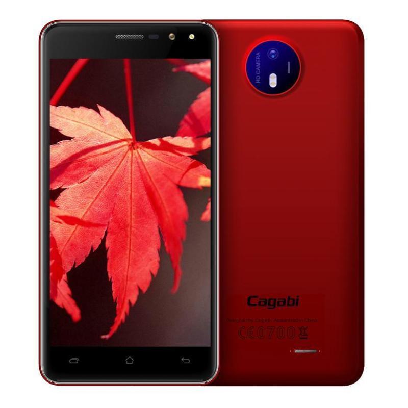 Điện thoại Smartphone Cagabi One Mh 5inch HD IPS Ram 1GB Rom 8GB Pin 2200mAH  kết nối wifi 3G( Bảo hành 12 tháng)
