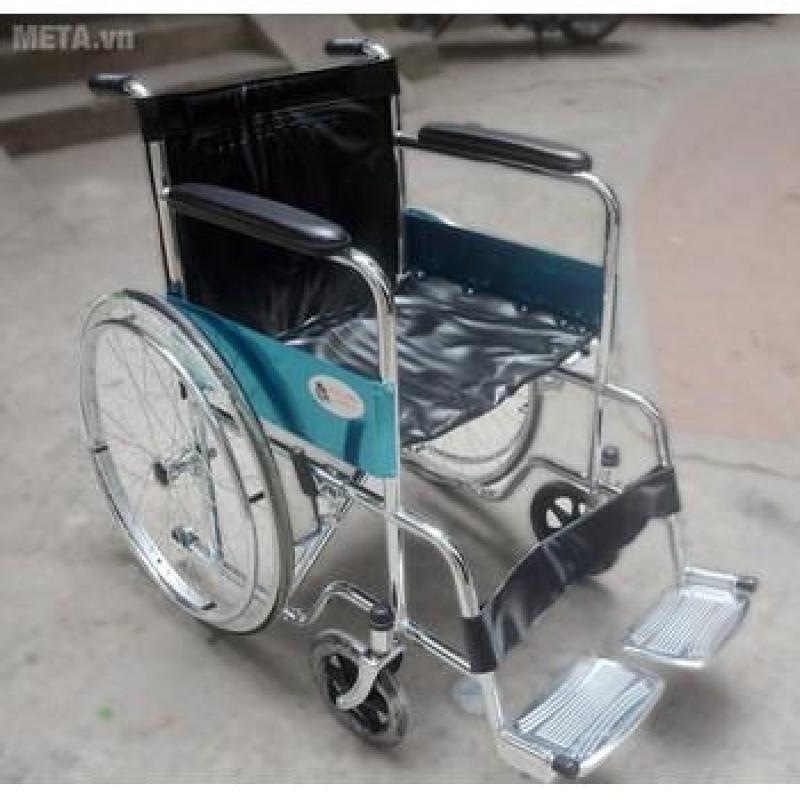 Xe lăn tiêu chuẩn AC809 mẫu mới Di chuyển dễ dàng
