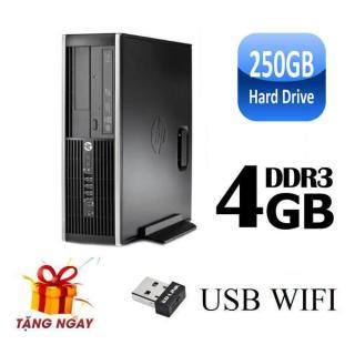 Cây máy tính để bàn HP 6200 SFF giá rẻ siêu bền Cpu G620,Ram 4gb, HDD 250gb, Tặng usb Wifi, Bảo hành 24 tháng, Hàng Nhập Khẩu thumbnail