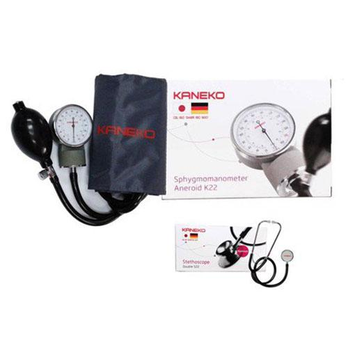 Bộ đo huyết áp cơ Kaneko có tai nghe nhập khẩu