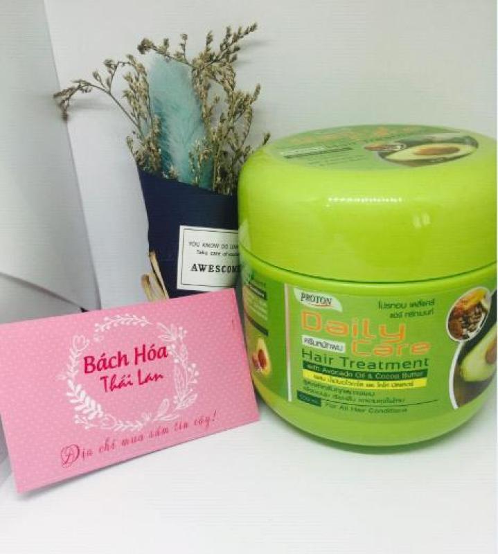Kem ủ tóc bơ thái 500ml giá rẻ