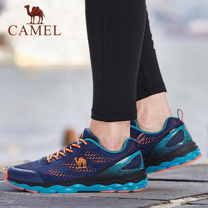 Giày sneaker thể thao nam chất liệu thoáng khí có đế siêu êm chống trượt CAMEL