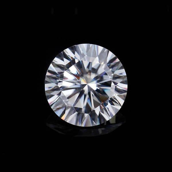 Kim cương nhân tạo 16 Hearts & Arrows 9.5mm