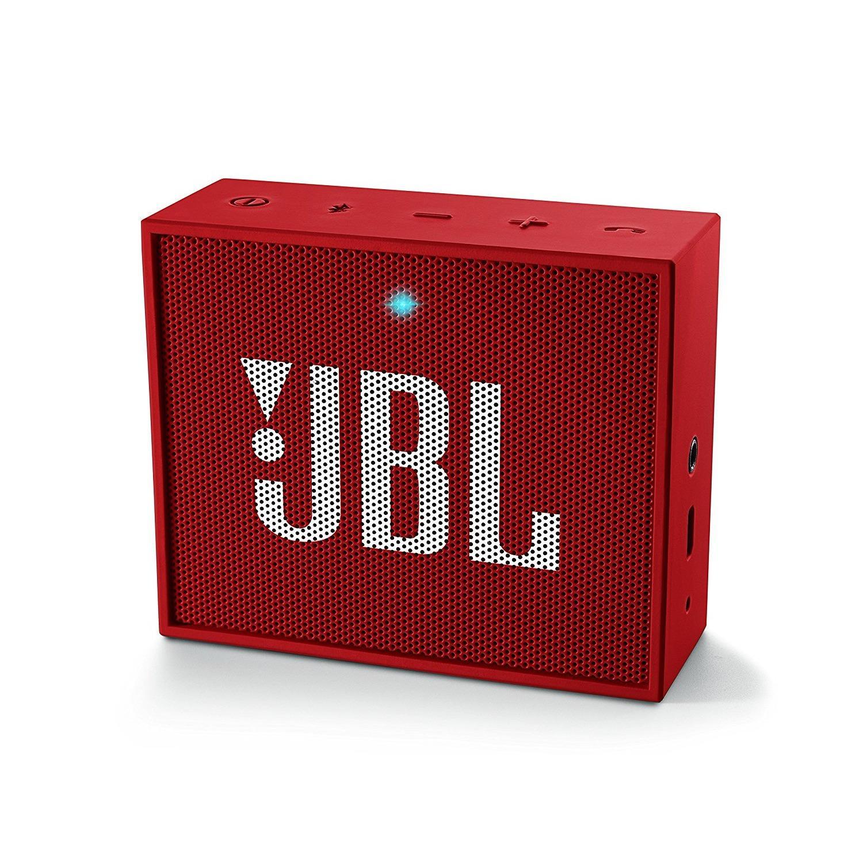 Loa di động JBL GO (Đỏ) - Hãng phân phối chính thức