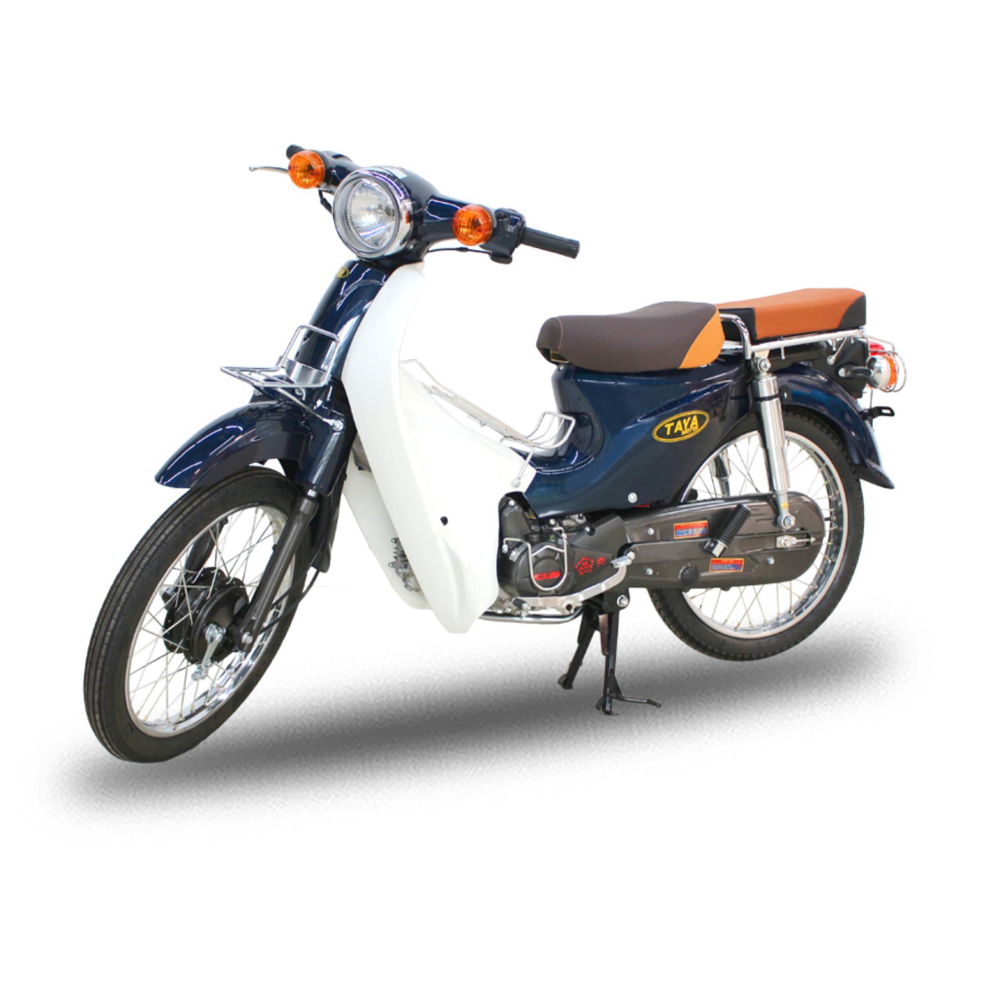 Xe cub 81 TAYA (xanh cửu long) NHẬT BẢN