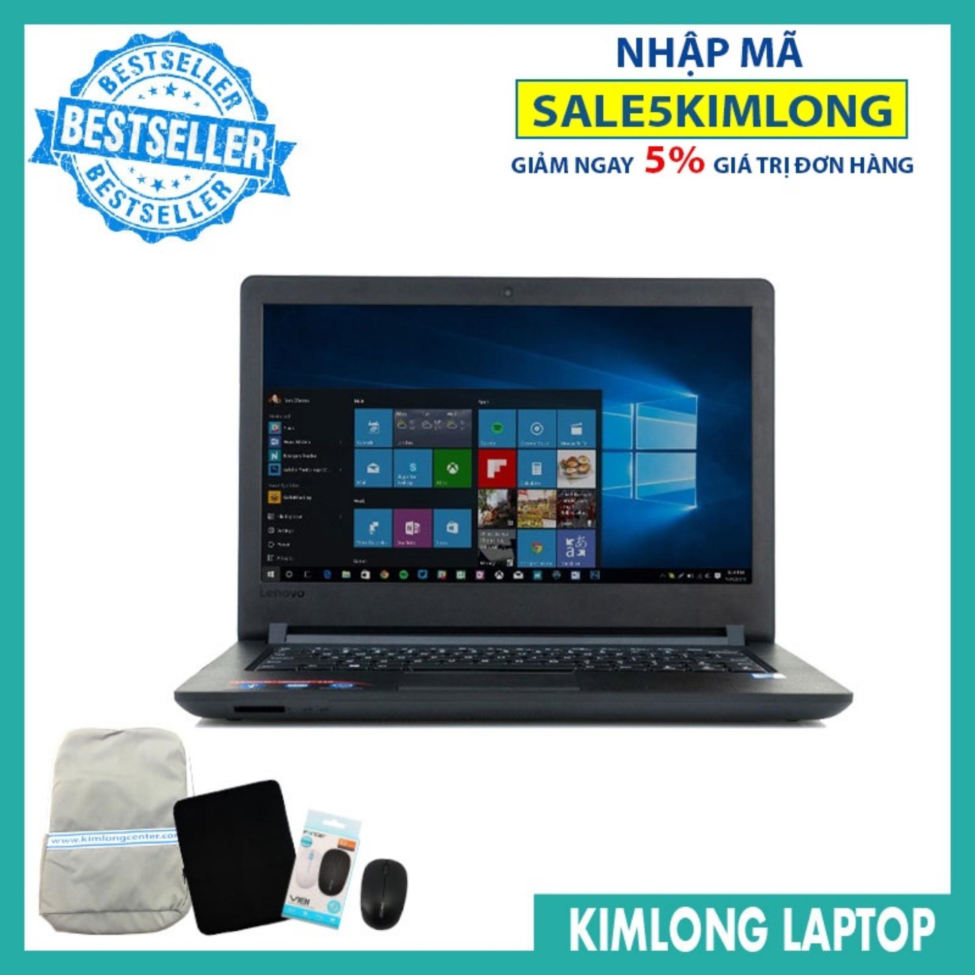 Hình ảnh Laptop Lenovo IdeaPad 110 14ISK : i3 6006U 4GB RAM 1TB HDD Intel® HD Graphics DVD±R/RW 14