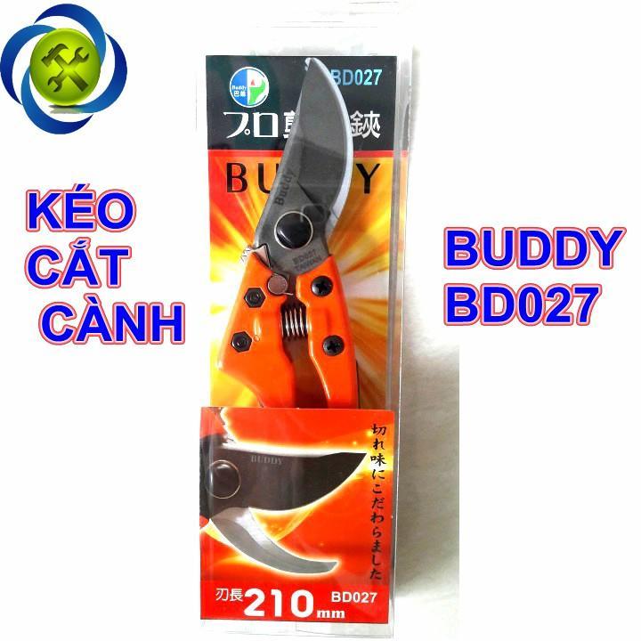Kéo cắt cành Buddy BD027 210mm