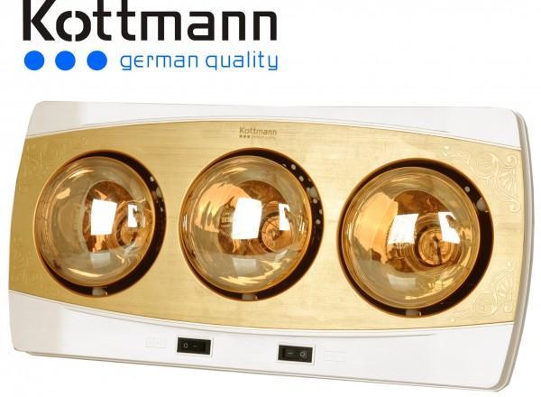 Đèn sưởi Kottmann 3 bóng