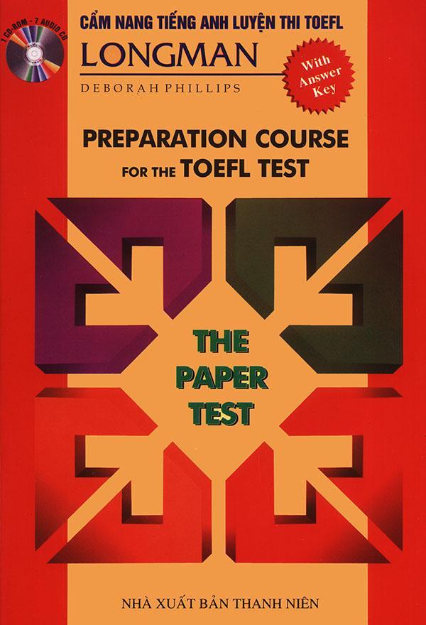 Longman Preparation For The TOEFL Test - Deborah Phillips Đang Ưu Đãi