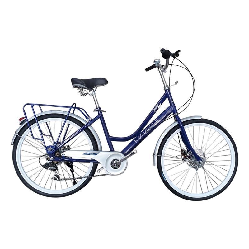 Phân phối Xe đạp thời trang Makefee Butterfly 24 Blue White