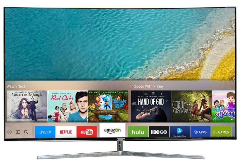 Bảng giá Smart Tivi Cong Samsung 4K 55 inch UA55KS9000