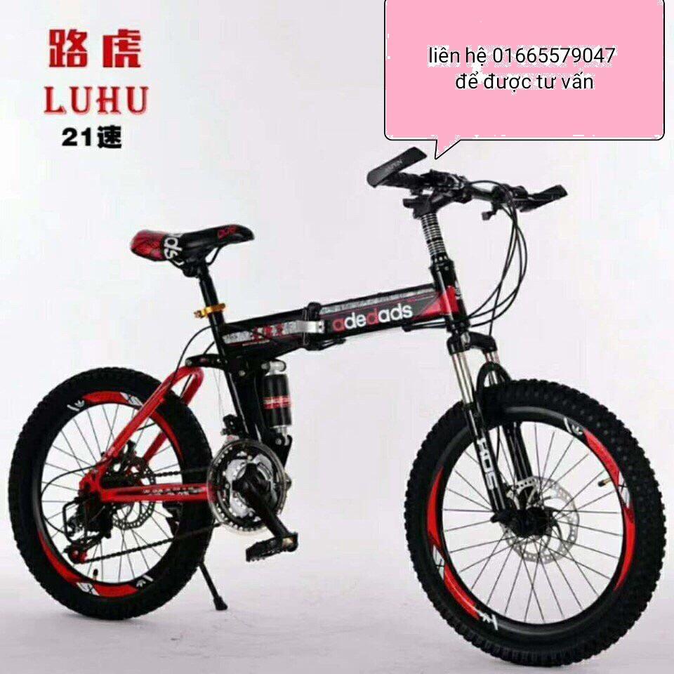 Xe đạp thể thao- gấp gọn được  - 20 inch