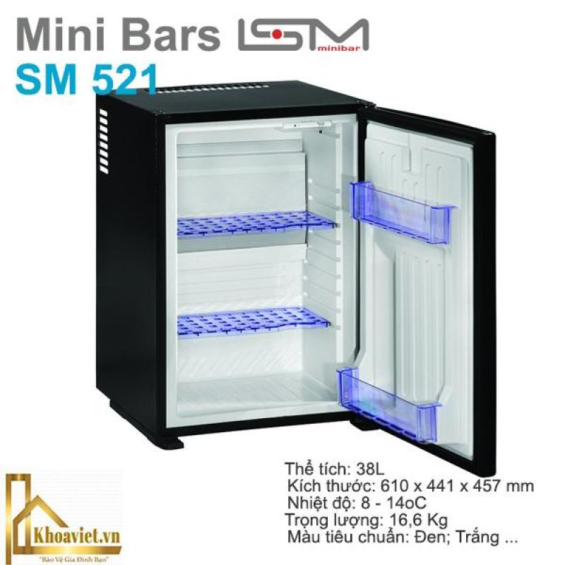 MiniBar - Tủ Mát ISM (SM 521)