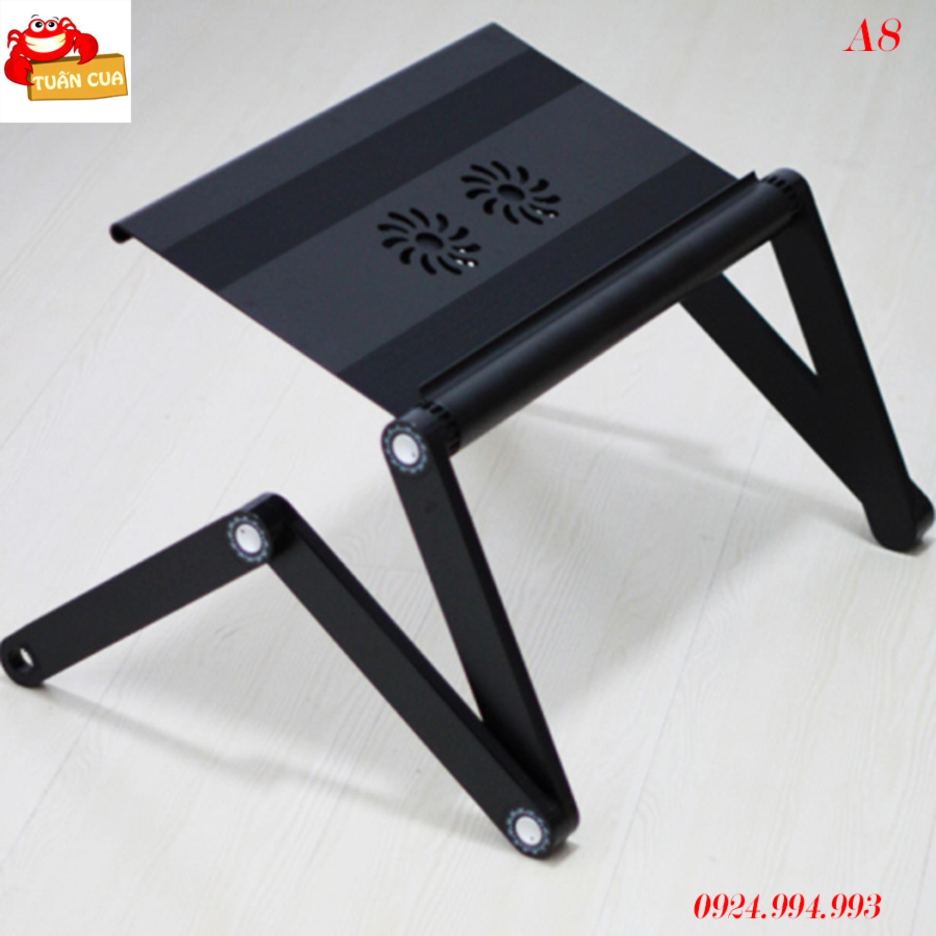 Huy Tuấn BN Omax - Bàn laptop (Đen)