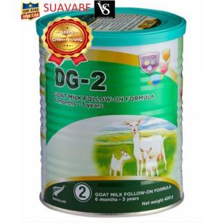 Sữa Dê DG 2 400g thumbnail