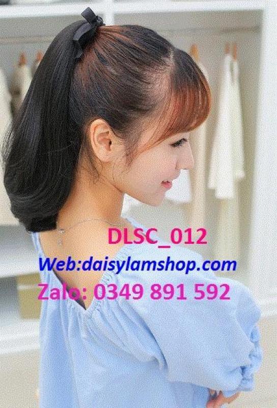 Cột tóc giả cúp đuôi trẻ trung DLSC_012 nhập khẩu