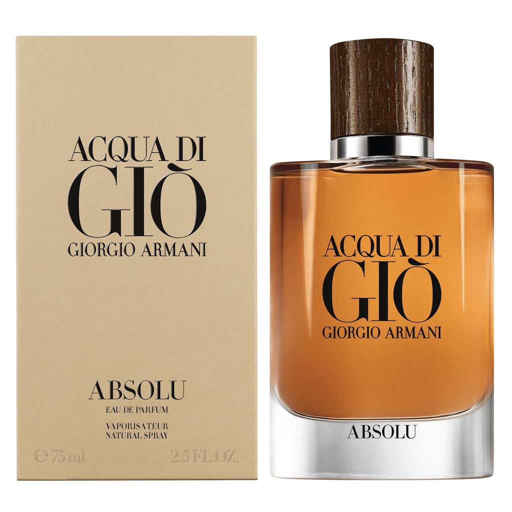 Nước hoa nam Acqua Di Gio Absolu EDP 75ml