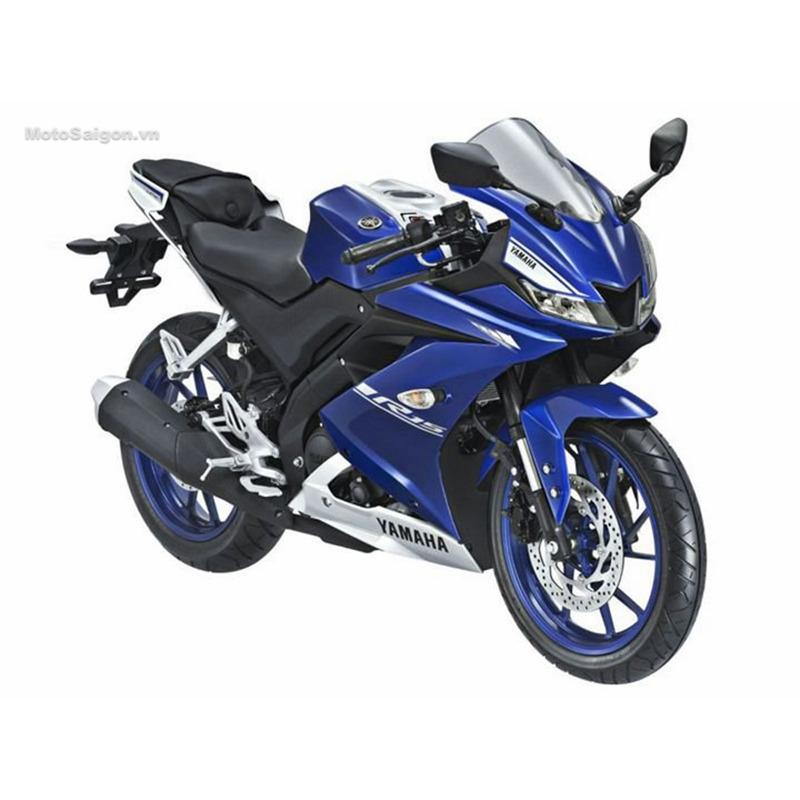 Xe tay côn Yamaha R15 - Xanh GP ( nhập khẩu )