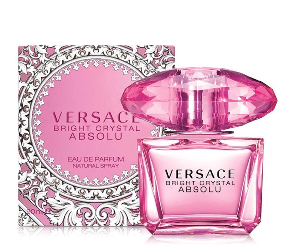 Nước Hoa Versace Bright Crystal Absolu 90ml