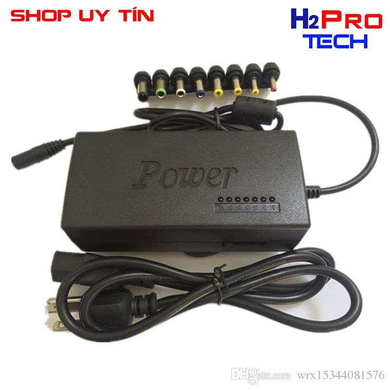 Adapter đa năng HHW-96W 3 đầu, từ 12-24V