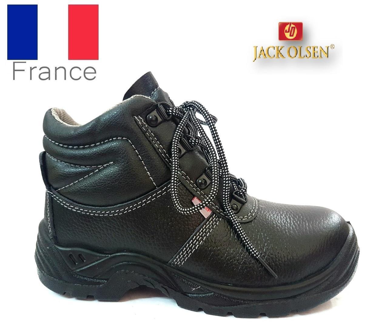 Giày bảo hộ cao cổ Jack Olsen SF855 - Pháp