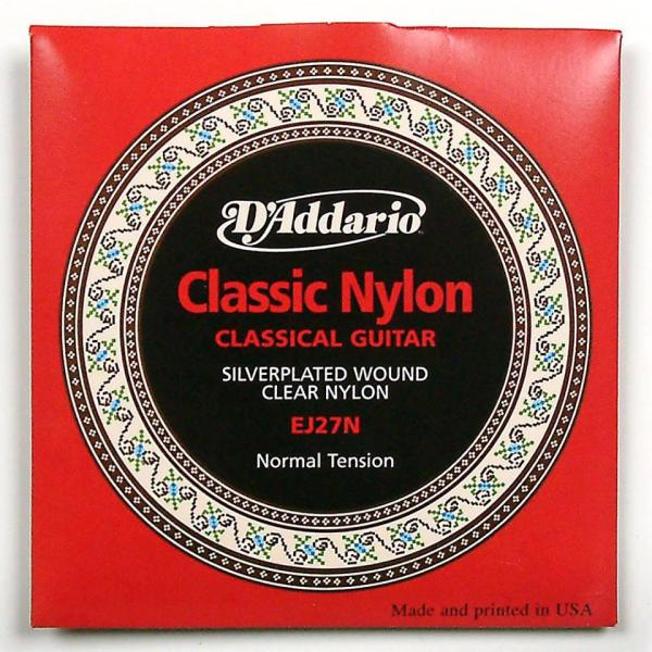 Bộ 6 dây đàn nylon cho đàn classic