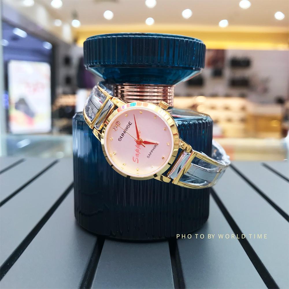 Nơi bán Đồng Hồ Nữ Sunrise 9924SA [ Chính Hãng Full Box ] Sapphire Chống Xước , Chống Nước