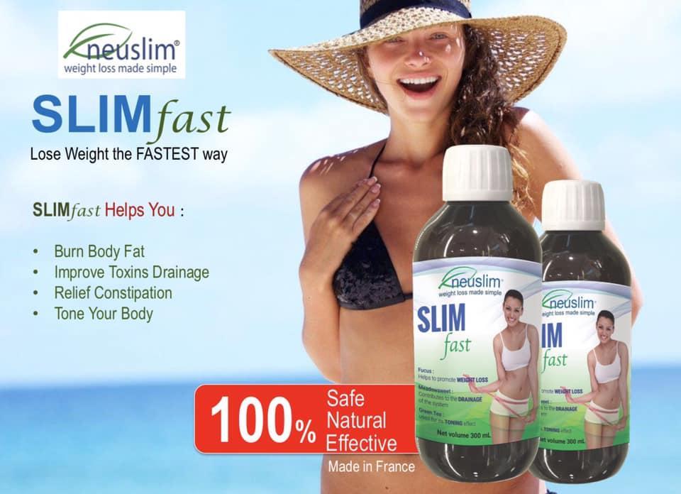 SLIM FAST nhập khẩu