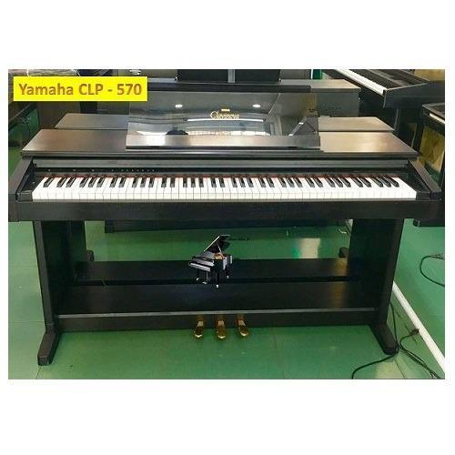 Đàn Piano Điện Yamaha Clp - 570 By Đàn Piano Điện - Piano Cơ (upright) Nhật Bản.