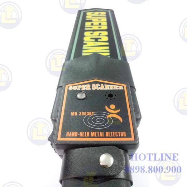 Máy dò kim loại cầm tay Super scanner GP-3003B1