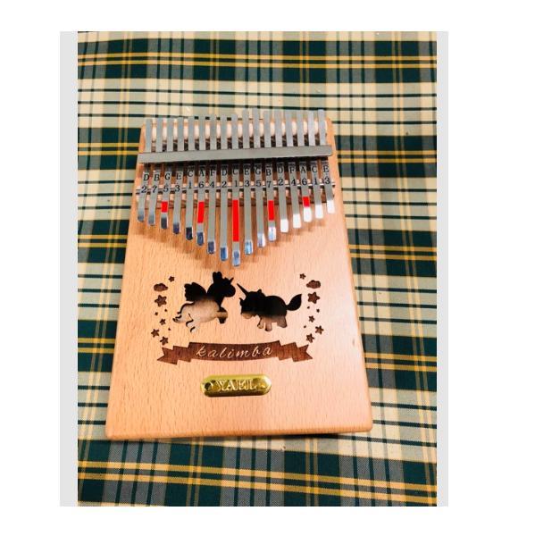 Chương Trình Ưu Đãi cho ĐÀN THUMB PIANO YAEL 17 PHÍM GỖ MẶT CƯỜI CAO CẤP - KALIMBA 17 KEYS - HÀNG CÓ SẴN