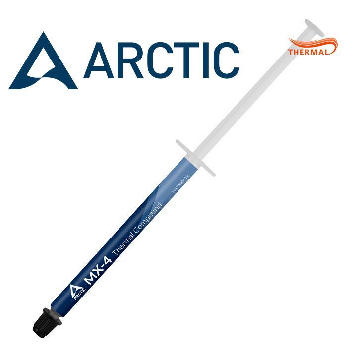 Keo tản nhiệt Arctic MX-4 2gam [ThermalVN] - Giảm nhiệt hiệu quả, không chạm mạch